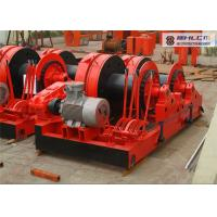 Quality Cable Rope Double Drum Electric Tractors and Winches 10 KN to 500KN 1Ton to 50Ton ISO for sale