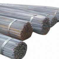 China HRB 335 Deformed Steel Bars with 8 to 32mm Diameters and 6 to 12m Lengths on sale