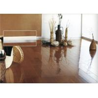 Modern Skirting Board White Primed Molding Laminate Flooring Accessories MDF Wood Skirting Molding Manufactures