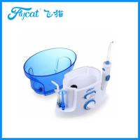Teeth Cleaning Electric Dental Oral Care Toothpik Mouth Flosser 40 - 120 PSI Pressure Manufactures