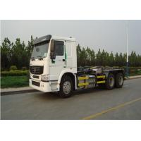 20 - 25CBM Garbage Collection Trucks Full Hydraulic Pressure Control System Manufactures