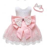 China Wholesale Girls Baby Party wear dresses kids giveaway gift on sale