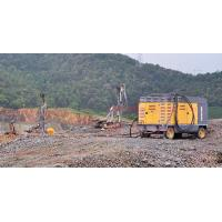 China Atlas Copco Portable Screw Air Compressor with 30.5m³/min Nominal Volume Flow on sale