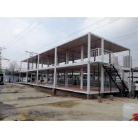 Prefab Expanding Container House High Flexibility 2.8 Ton Weight Factory Ready Made Manufactures