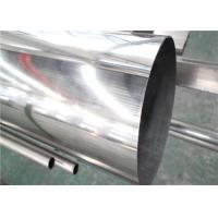 Threaded Thin Wall Steel Tubing , Duplex 316 Stainless Steel Pipe Mechanical Structural Manufactures