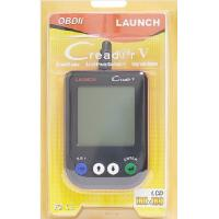Buy cheap OBDII Launch CreaderV Universal Car Diagnostic Tool , Code Lookup 2013 New from wholesalers