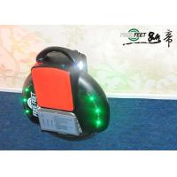 Smart Single Wheel Electric Bike One Wheel Stand Up Self Balance Electric Unicycle Manufactures