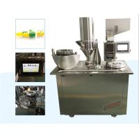 Buy cheap High speed pharmaceutical powder granule semi-auto Capsule Filling machine from wholesalers
