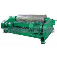 China Solid Liquid Separation Decanter Centrifuges Sludge Dewatering Equipment 2 Phase on sale