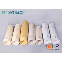 Carbon PPS 550gsm Air Filter Bags In Baghouse , High Temperature Resistant Manufactures