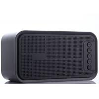 Wireless Bluetooth Speaker Alarm Clock For Computer Laptop Mobile Phone Manufactures
