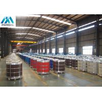China Roofing 3004 Color Coated Aluminum Coil Colour Coated Steel Weather Resistant on sale