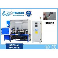 China Carbon Brush  AC Spot Automatic Welding Machine Copper Wire Projection Welder on sale