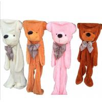 Large Size Plush Skin Teddy Bear Jumbo Size Skin Animal Toys Big Size Manufactures