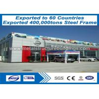 Light Steel Frame Structure Formed Prefabricated Steel Buildings Trusses Manufactures