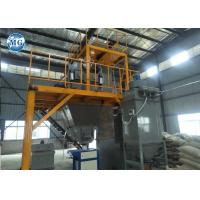 Heavy Duty Dry Mix Mortar Mixer 220 - 440v With Automatic Control System Manufactures