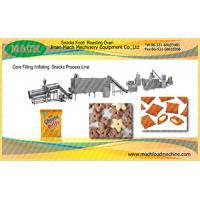 Core Filling Inflating Snacks Food machine Manufactures