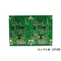 FR4 94V0 Circuit Board Medical Equipment PCB 4 Layers 1 OZ Copper Thickness Manufactures