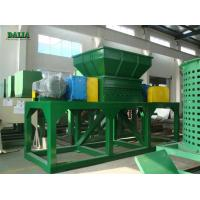 PE PP Plastic Pipe Wood Pallet Shredder Microcomputer Automatic Control Manufactures
