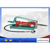China CFP-800 Foot Operated Hydraulic Pump 70Mpa 1000Psi With Capacity of Oil 850cc on sale