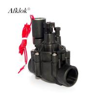 076D 3/4 Inch Normally Open Irrigation Valve High Pressure 5㎡/h Flow NBR Sealing Manufactures