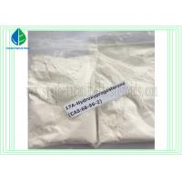 White 17A - Hydroxyprogesterone High Purity / CAS 68-96-2 Estrogen Steroids Powder Manufactures