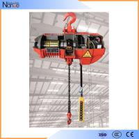 Buy cheap Small Capacity Electric Chain Hoist With Pendent Control Keypad from wholesalers