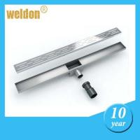 Stainless steel channel shower drains Manufactures