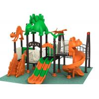 Quality Commercial Kids Outdoor Playground Equipment Without Sharp Edges TQ-ZLJ1215 for sale