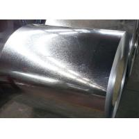 High Gloss Galvalume Steel Coil / Sheets 0.15 - 0.8mm Thickness For Workshop Manufactures
