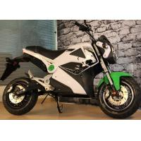 Eco Friendly Electric Sport Motorcycle High Speed Electric Motorcycle Innovative Manufactures