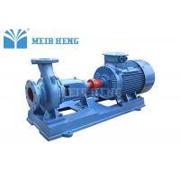 Horizontal Centrifugal Pump Easy Mainteniance Electric For Fluid Manufactures