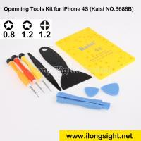 8 in 1 Disassemble Repair Tools with Screw Plate Kit Kaisi No.3688B for iPhone 4S,iPhone 5,iPad,Macbook Manufactures