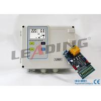 Reliable Single Phase Pump Control Panel With Present User Remote Monitor Manufactures
