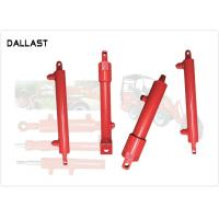 Custom Welded Dual Acting Hydraulic Cylinders Agricultural Tractor Manufactures