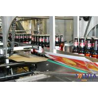 China Automatic Flexibility Carton Packaging Machine, Intermittent Glue Spraying on sale