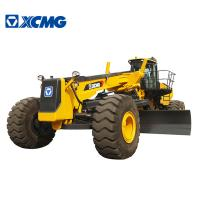 High Power Small Road Grader , Road Construction Machinery Hydraulic Controlled Manufactures