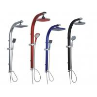 China Sparkling Water Shower And Tub Faucet Sets Replace Existing Installed Shower Arm on sale