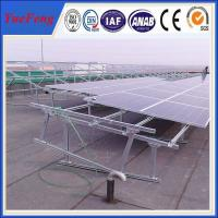 Solar mounting for large Photovoltaic power station project Manufactures