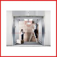 China Goods High Speed Elevator Large Space Load 1000 - 5000kg 0.5 - 1.0 M/s on sale
