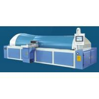 KD988C Intelligent Sectional Warping Machine preparatory to weaving lines of wool textile