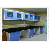 Floor Mounted Structure Chemistry Lab Cabinets And Countertops Anti Static Manufactures