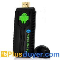 Key II - Android 4.1 Mini Smart TV Stick (1.2GHz Dual Core, Bluetooth 3.0, 8GB) Manufactures