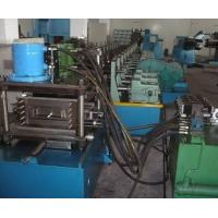C Purlin Cold Roll Forming Machine With High Efficiency 15m/Min Manufactures