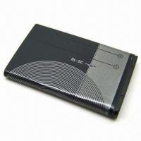 Mobile Phone Battery for Nokia BL-5C, with 1,000mAh Manufactures