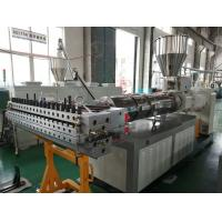 Surface Crusting Wpc Board Making Machine Waterproof Environmental - Friendly Manufactures
