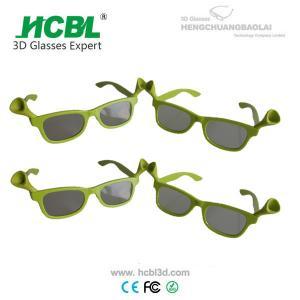 Dragonfly Style Children Cinema 3D Glasses TV 3D Polarized Glasses Eyewear Manufactures