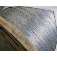 High Strength Aluminum Underground Wire Clad Steel Cable For Strand Lightning Protection Cable Manufactures