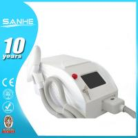 Portable Q-switch Nd Yag laser for tattoo removal / skin whitening Manufactures