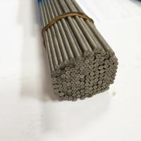High Density Tungsten Carbide Tube , Cemented Carbide Rods With ISO Certification Manufactures